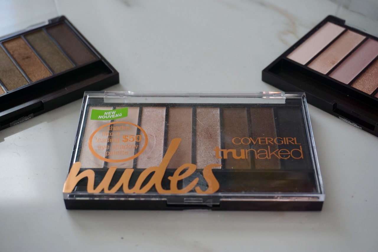[REVIEW] CoverGirl TruNaked Palette