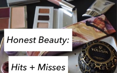 Honest Beauty: Hit + Misses