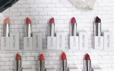 CLOVE + HALLOW: Lip Crème and Lip Glaze Overview