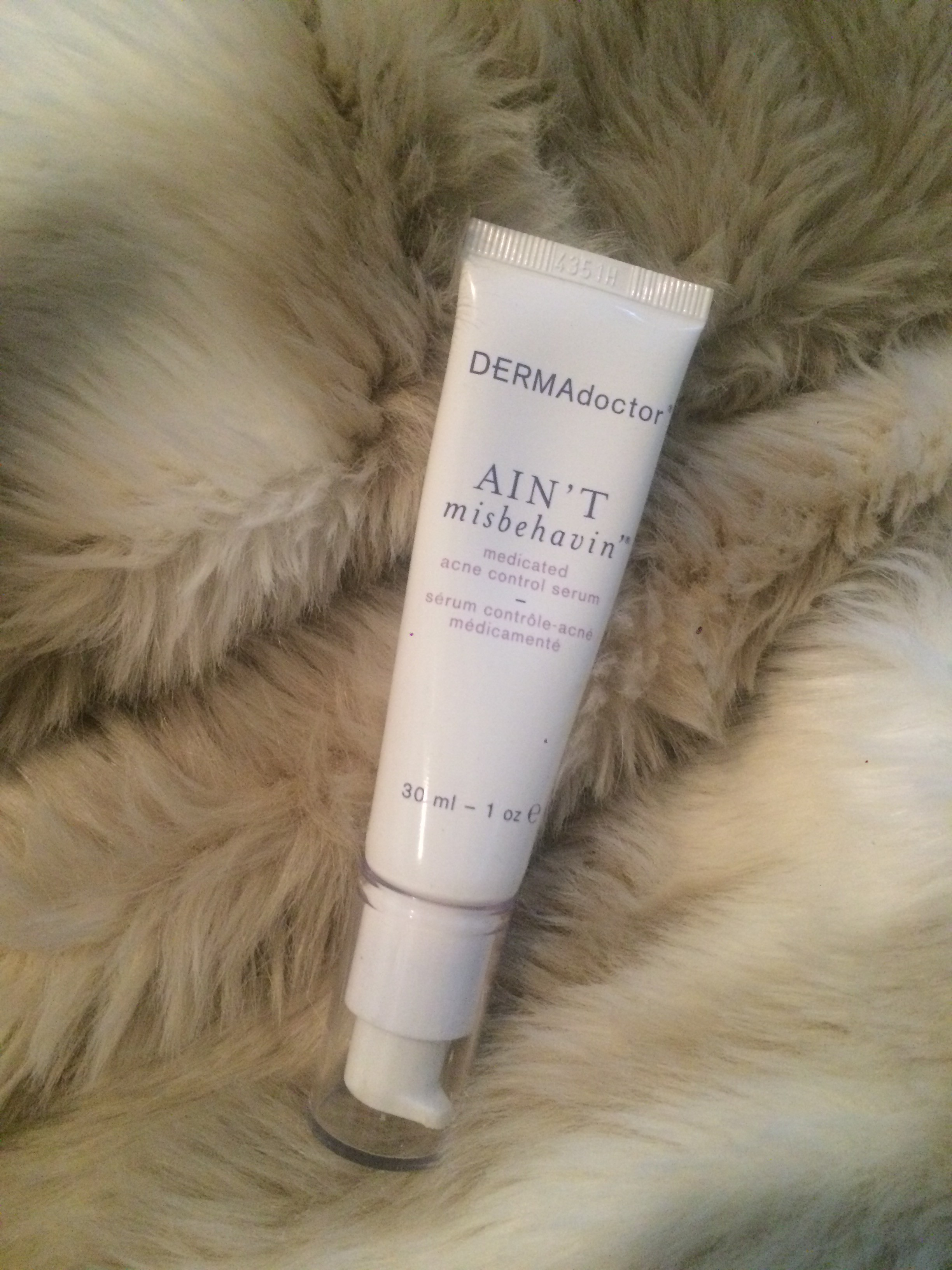 Aint Misbehavin Acne Serum & Cleanser Duo by dermadoctor #20